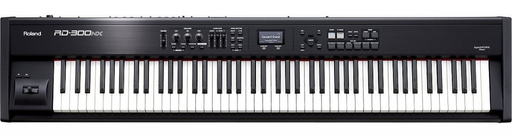 Roland RD-300NX Digital Piano Review