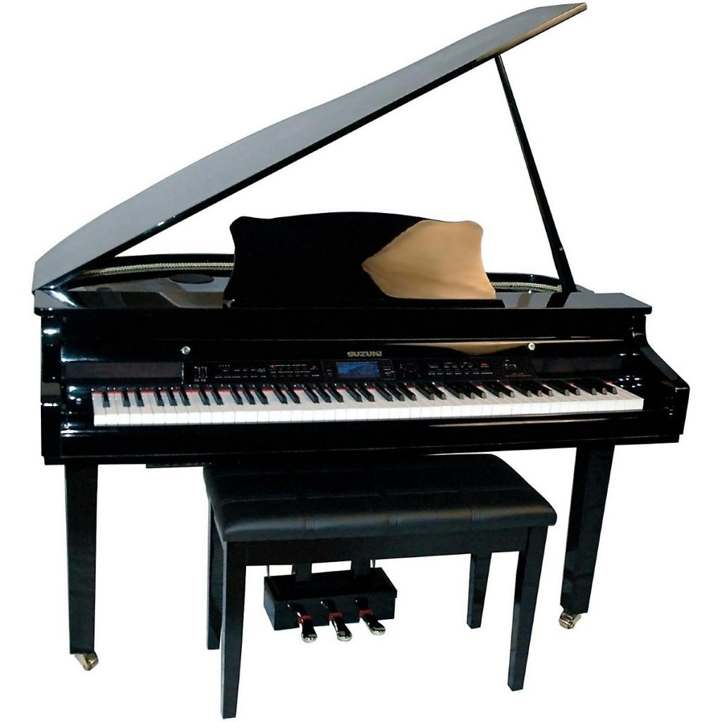 best digital grand baby grand piano reviews pianoreport. Black Bedroom Furniture Sets. Home Design Ideas