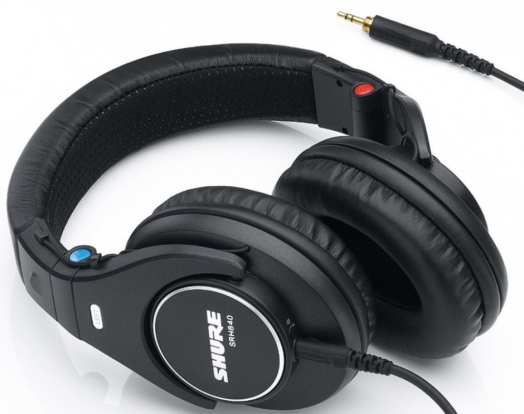 Shure SRH840 review