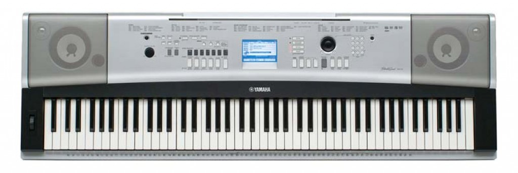 Yamaha DGX-530 review