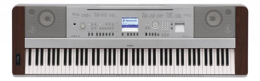 Yamaha DGX 640 review