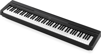 yamaha p45b reviewed compared tested in 2019 pianoreport. Black Bedroom Furniture Sets. Home Design Ideas