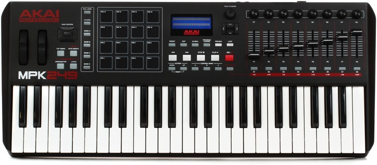 the 5 best midi keyboard controllers in 2019 see our reviews. Black Bedroom Furniture Sets. Home Design Ideas