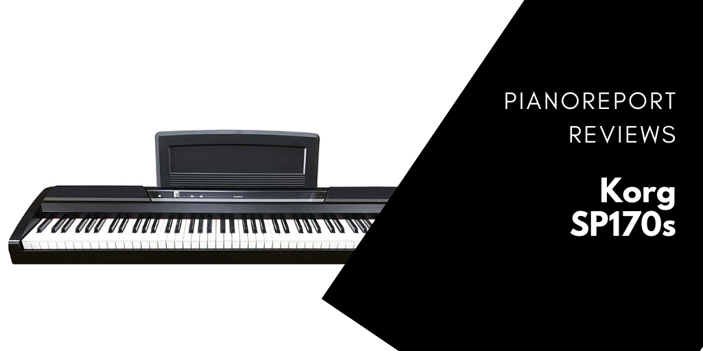 Korg SP170s Review – How Good Is The SP170s?