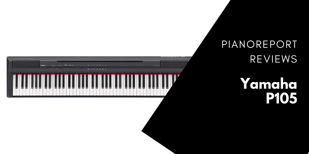 Yamaha P105 Review: Is The P105 A Good Choice?