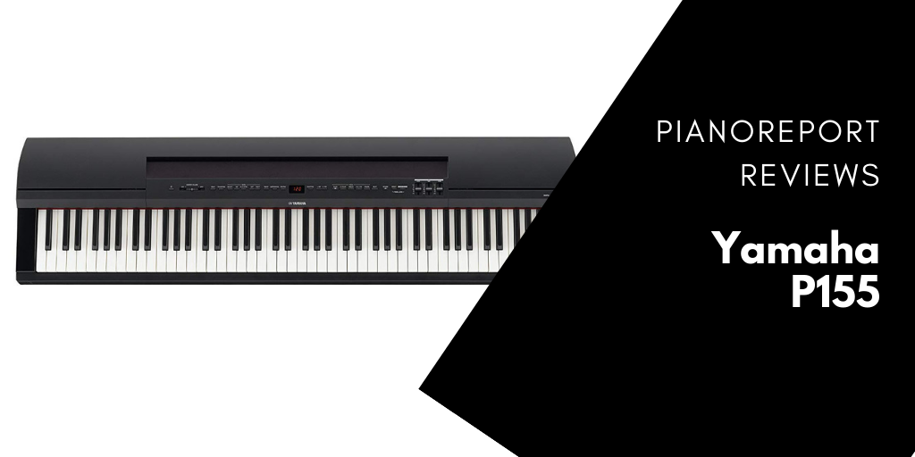 Yamaha P155 Review: An In-Depth Look At The P155
