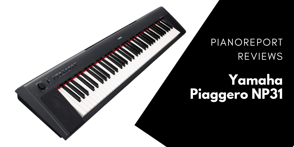 Yamaha NP31 Review – Is The NP31 A Good Choice?