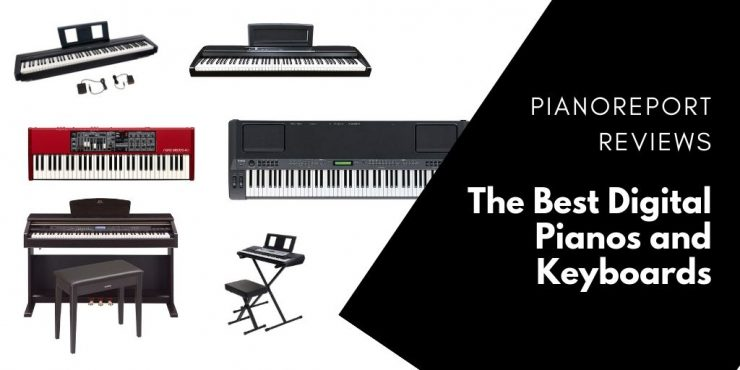 Best Digital Pianos / 2019 Guide (Reviews / Ratings / Prices)