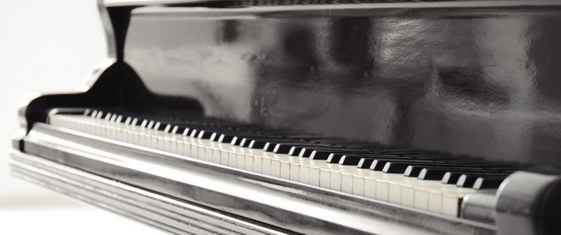 add new paint to a piano
