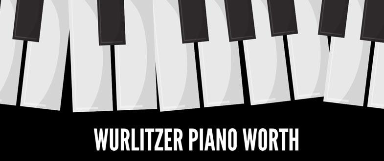cost of wurlitzer piano